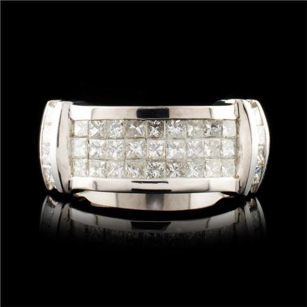 14K Gold 2.35ctw Diamond Ring