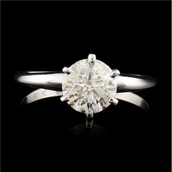 14K Gold 1.02ctw Diamond Ring