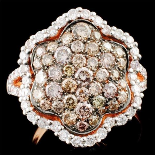 14K Gold 1.80ctw Diamond Ring