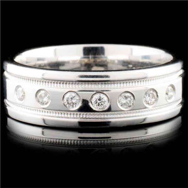14K Gold 0.35ctw Diamond Ring