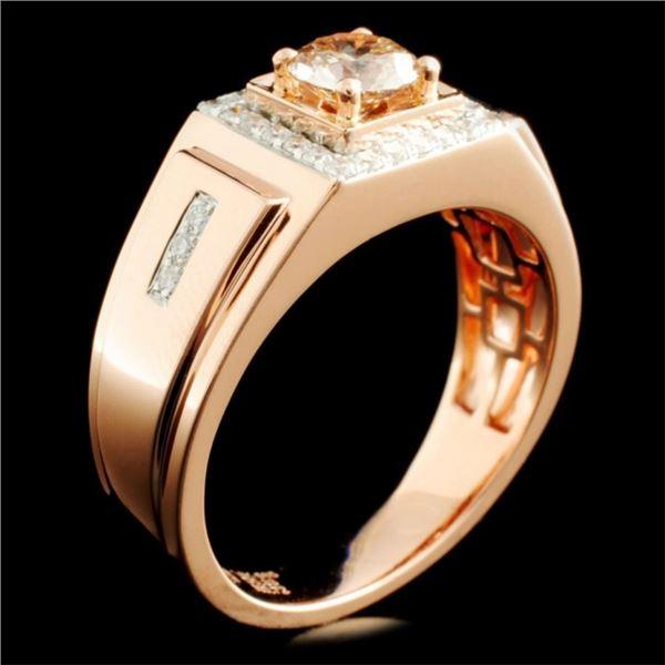 14K Gold 1.05ctw Diamond Ring