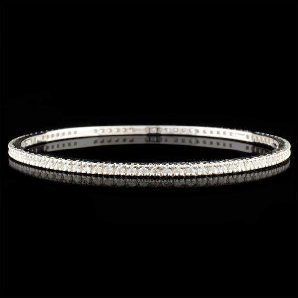 14K Gold 1.90ctw Diamond Bracelet