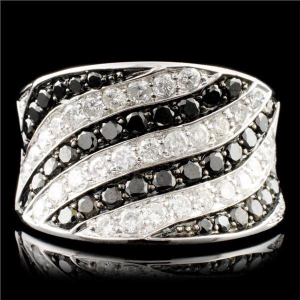 14K Gold 2.06ctw Diamond Ring