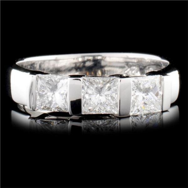 14K Gold 1.08ctw Diamond Ring