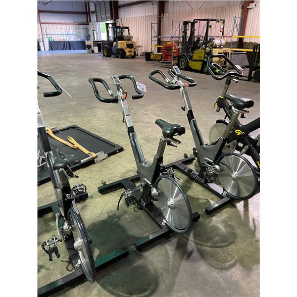 KEISER M3 COMMERCIAL SPIN BIKE WITH DIGITAL READOUT