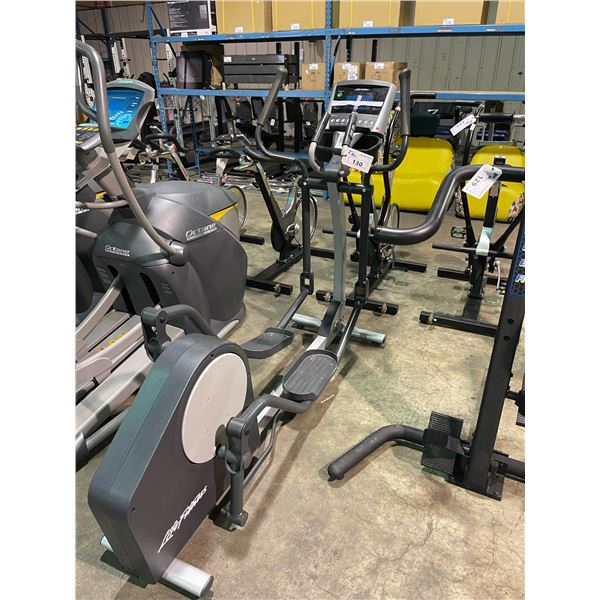LIFE FITNESS GO CONSOLE COMMERCIAL ELLIPTICAL CROSSTRAINER