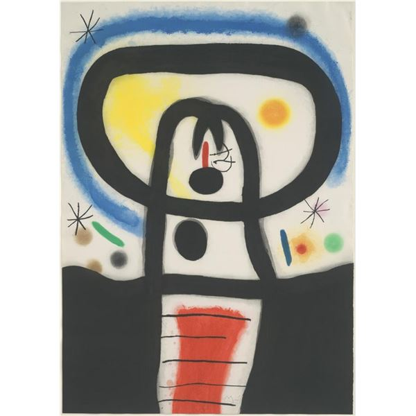 "Joan Miro ""Equinox"""