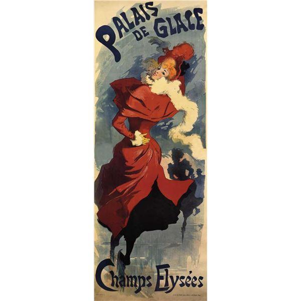 Jules Cheret - Palais de Glace