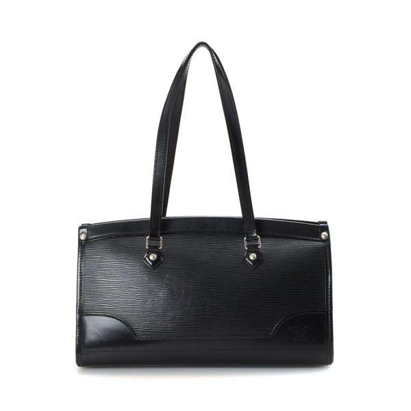 Louis Vuitton Black Madeleine Pm Shoulder Bags