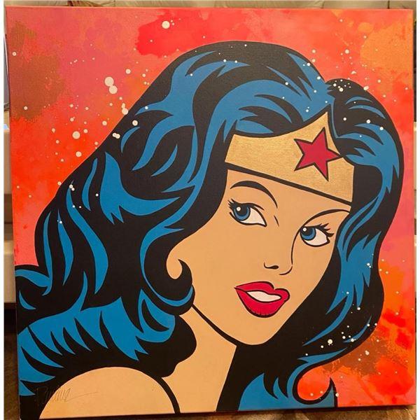 """Paulina Del Mar """"Wonder Woman"""""""
