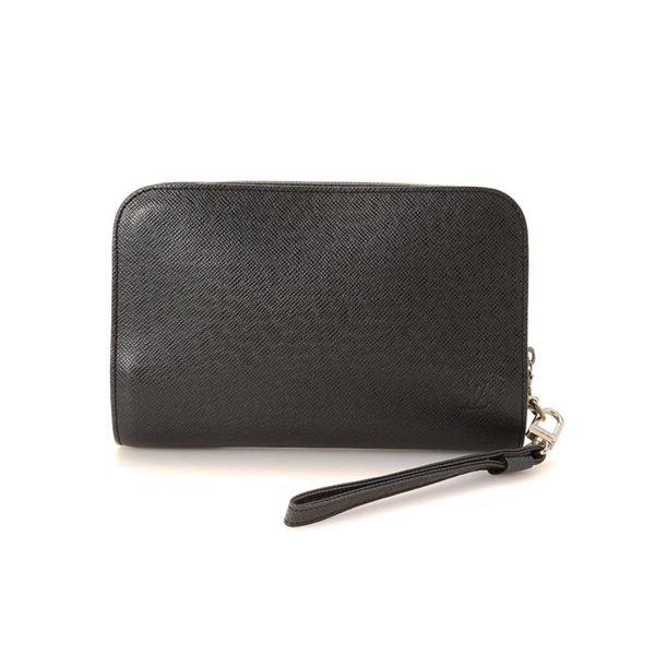 Louis Vuitton Black Ardoise Baikal Cosmetic Bags