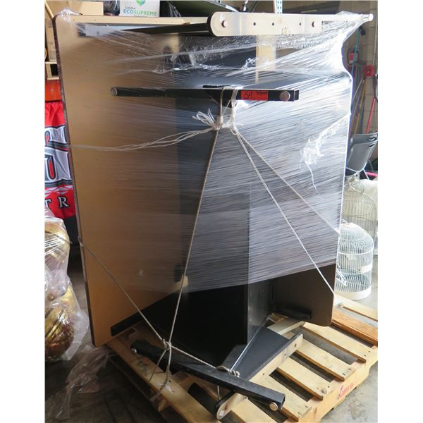 Pallet Qty 3 Metal & Wood Laminate Desks