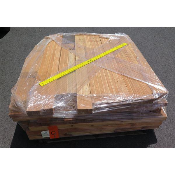 Pallet LVL Core Shorts 48 x48 x17 H