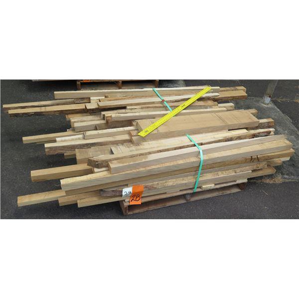 """Pallet Oak Rippings 52""""x48""""x12""""H"""