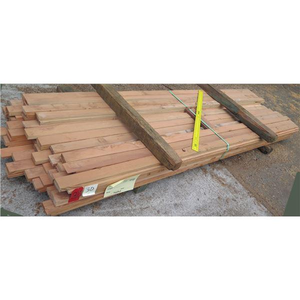 Bundle 4/4 Treated Fir 76 x40 x10'