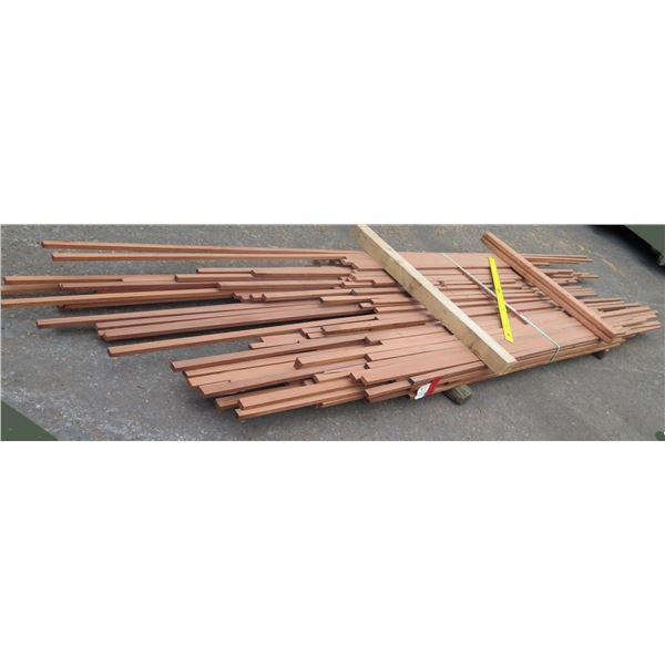 Bundle 3/4 Sapele 62 x40 x12.5'