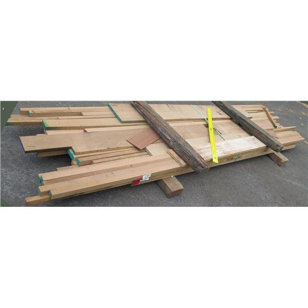Bundle 6/4 Oak 32 x40 x11'