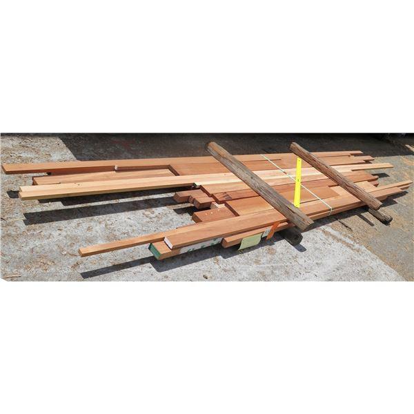 "Bundle Maple Riping 8/4 - 1 Layer x37""x9' / 4/4 - 1 Layer x37""x9'"