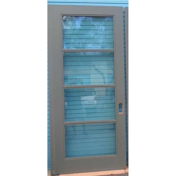Qty 1 Sliding Door with Performance Insulated Glass, Retail $2900
