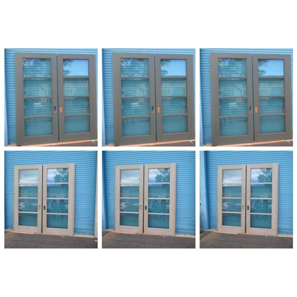 Qty 6 Folding Doors (similar to photo), Retail $18K