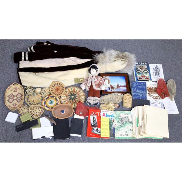 Major Alaska Family Group and Archive, c1920  [136702]