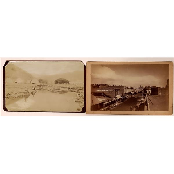 Early Los Angeles, California Mounted Photographs  [135882]