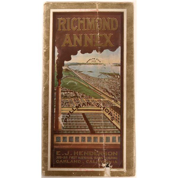 Richmond Annex Advertising Brochure  [132579]