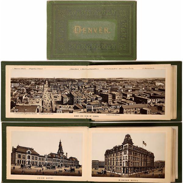 Denver Booklet of Illustrations  [135294]