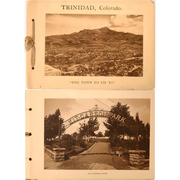 Trinidad, Colorado Tourism Booklet  [135285]