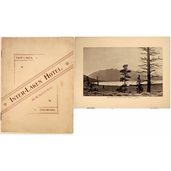Inter-Laken Hotel Photo Brochure  [132617]