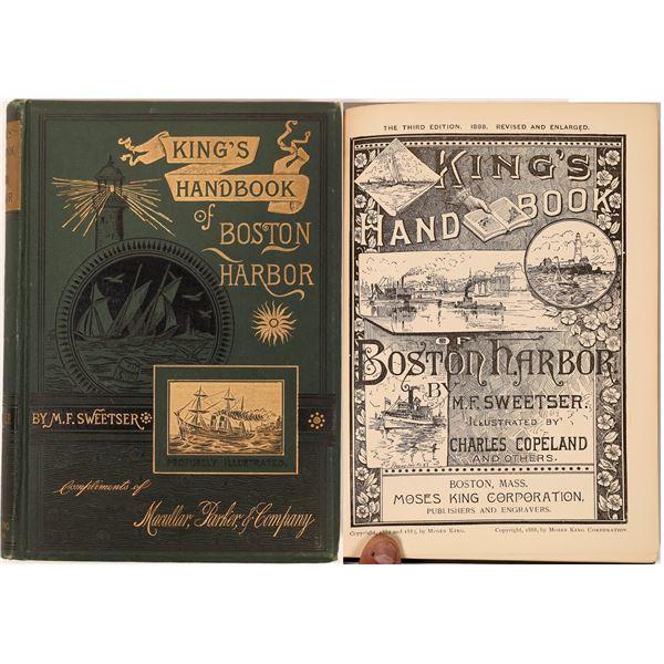 King's Handbook of Boston Harbor  [135867]