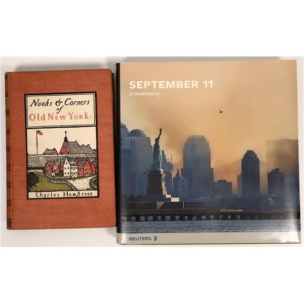 New York Book Pair  [136701]