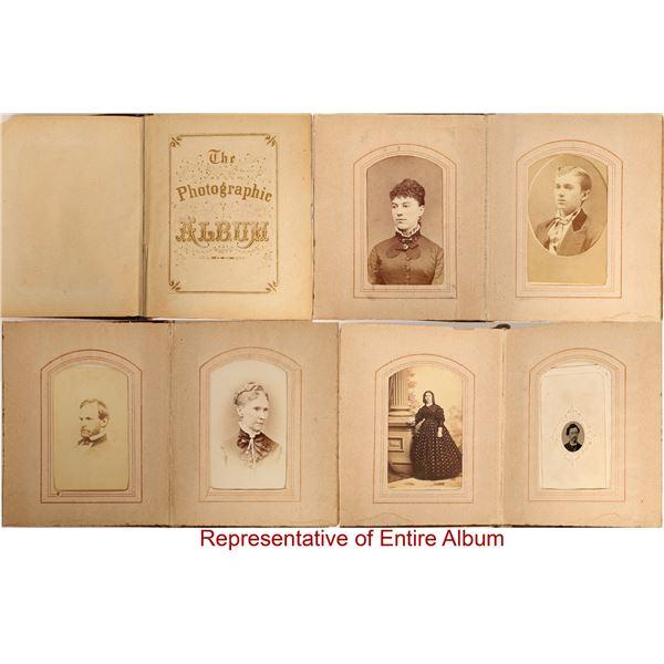 Philadelphia Photo Album, c1858-1878  [136682]