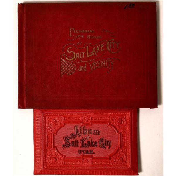 Early Salt Lake City Souvenir Views Booklets  [135736]