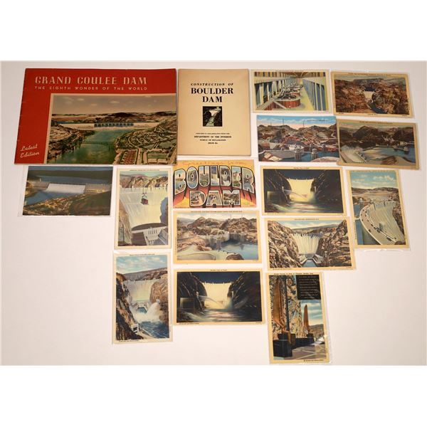 Historical U.S. Dam Publications (2)  [137483]