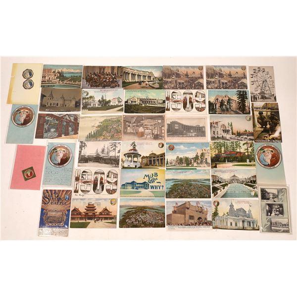 Alaska Yukon Pacific Exposition (AYPE) Collection  [138100]