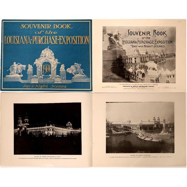 Souvenir Book of the Louisiana Purchase Exposition  [132927]