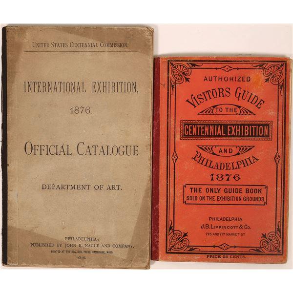 1876 Philadelphia Centennial Exposition Visitor Guides  [135201]