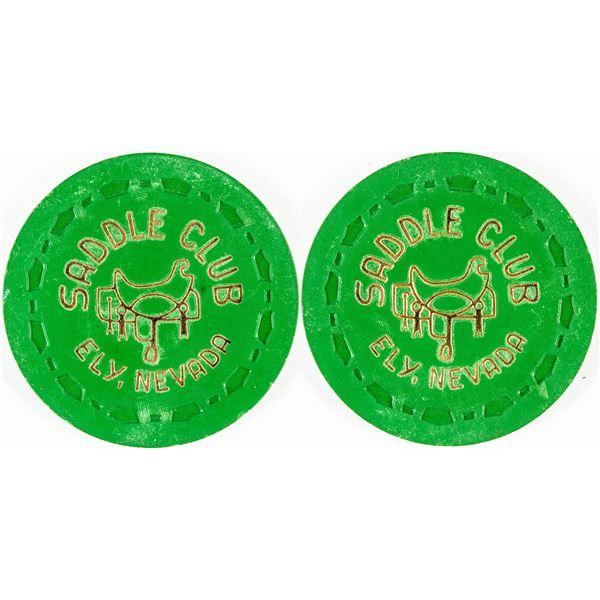 Saddle Club Gaming Chip  [137338]