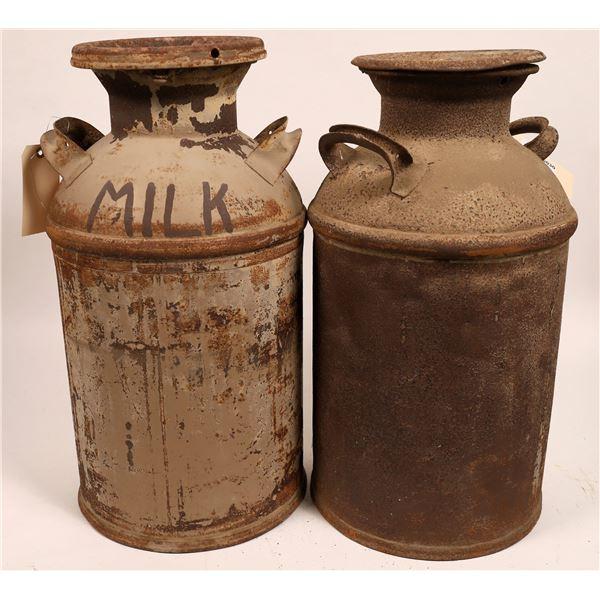 7.5 Gallon Milk Jugs (2)  [135030]