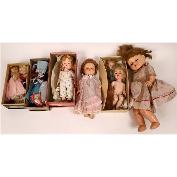 Doll Assortment (7)  [137046]