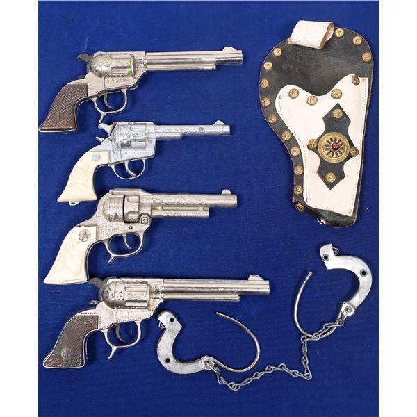 Toy Cap Guns  [135010]
