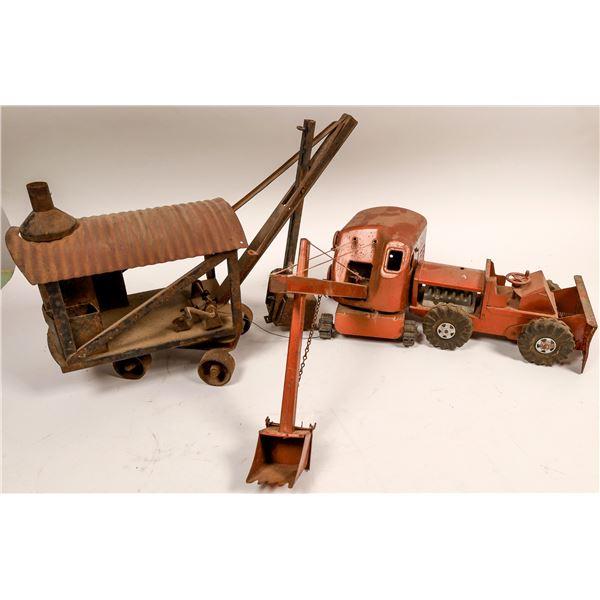 Toy Truck Trio  [136705]