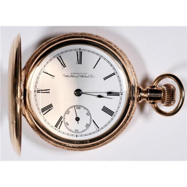 Waltham Pocket Watch 1888  [136544]