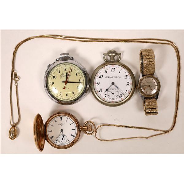 Pocket Watches (4)  [135284]