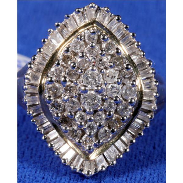 Diamond Cocktail Ring  [133852]
