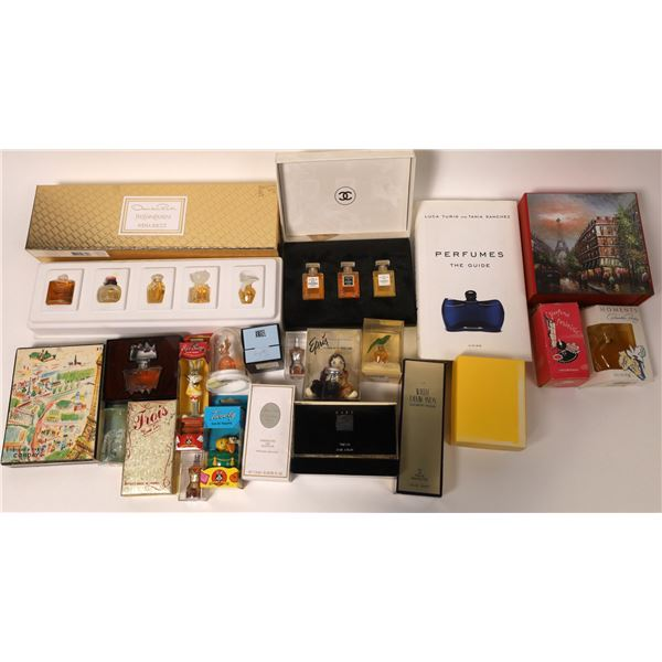 Perfume & Cologne Major Collection, 350+ Pieces  [135052]