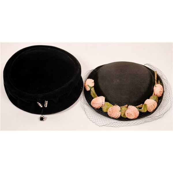 Ladies Hats From the 1940's (2)  [137047]