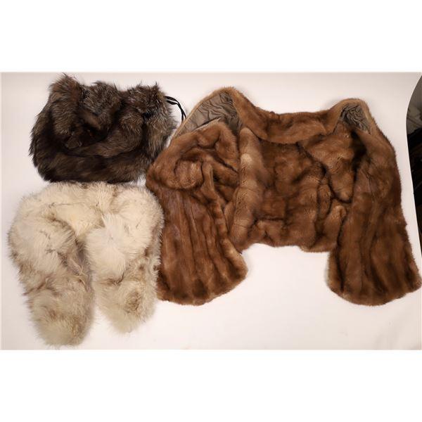 Group of Vintage Furs  [136676]