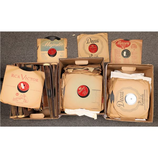 78 rpm Record Collection  [138827]